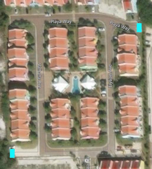Dumpster Locations